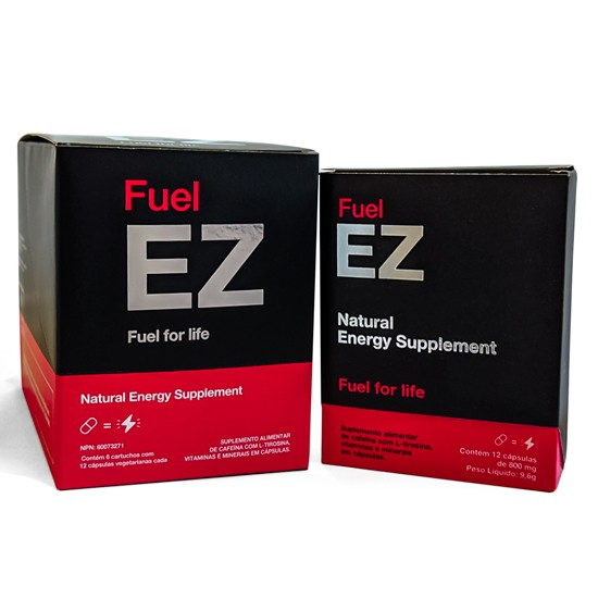 Display Fuel EZ 6 Cartuchos