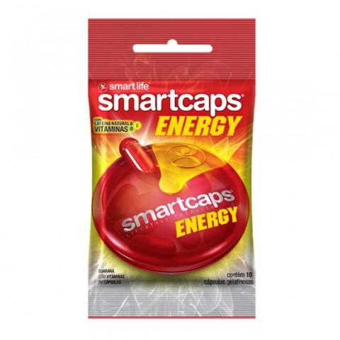 Smartcaps Energy (10 cápsulas)