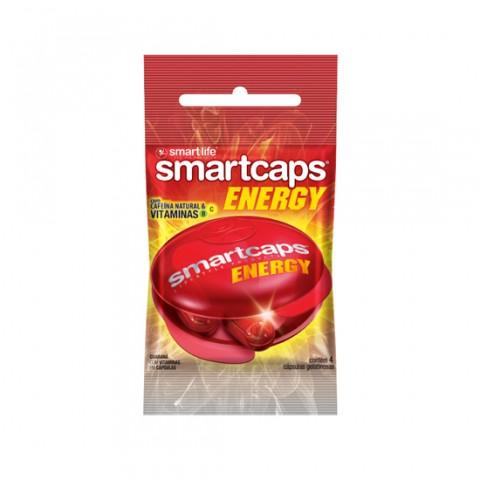 Smartcaps Energy (4 cápsulas)
