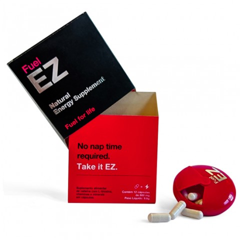 Fuel EZ 12 Cápsulas