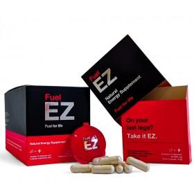 Fuel EZ - 4 cápsulas