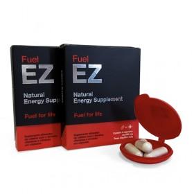 Fuel EZ - 2 cartuchos com 4 cápsulas cada