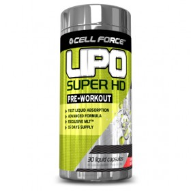 Lipo Super HD (30 cápsulas)