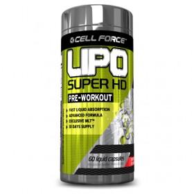 Lipo Super HD (60 cápsulas)